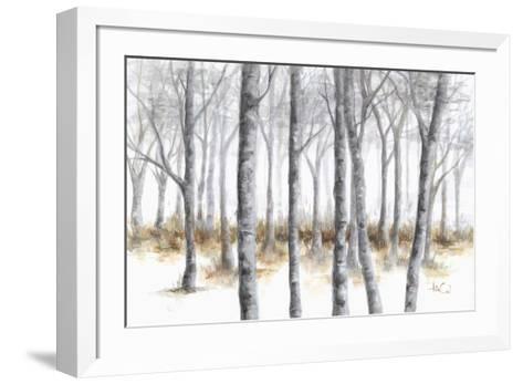 At Peace-Tita Quintero-Framed Art Print