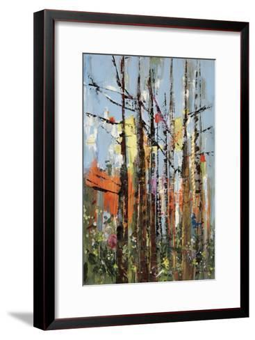 Eclectic Forest-Rebecca Meyers-Framed Art Print