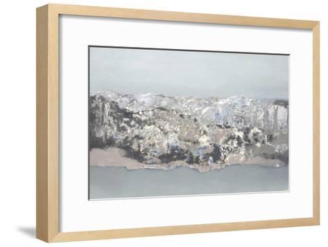Terrain-Caroline Gold-Framed Art Print