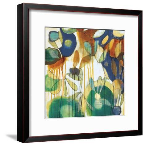 Tropical Burst II-Jennifer Weber-Framed Art Print