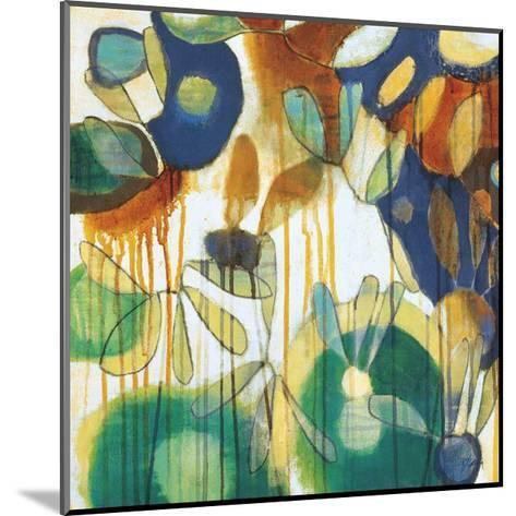 Tropical Burst II-Jennifer Weber-Mounted Giclee Print