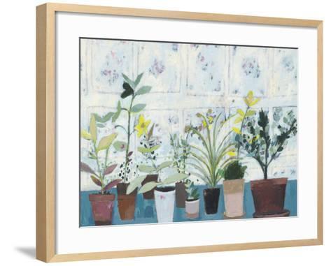 Summer Window-Charlotte Hardy-Framed Art Print