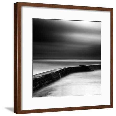 Cullercoats-Lee Frost-Framed Art Print