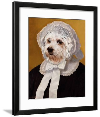 Tante Amelie-Thierry Poncelet-Framed Art Print