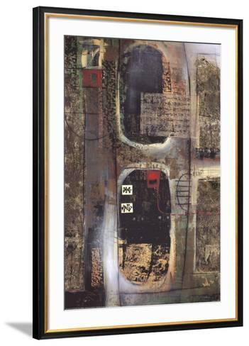 Dynasties I-Niro Vasali-Framed Art Print