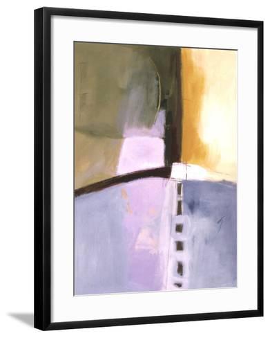 Linear Motion II-Mary Beth Thorngren-Framed Art Print