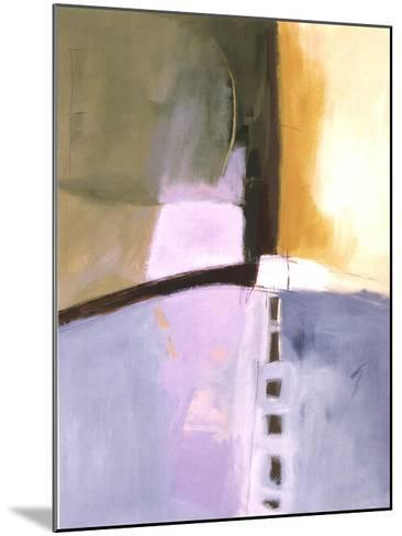 Linear Motion II-Mary Beth Thorngren-Mounted Art Print