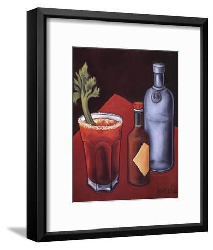 Bloody Mary-Will Rafuse-Framed Art Print