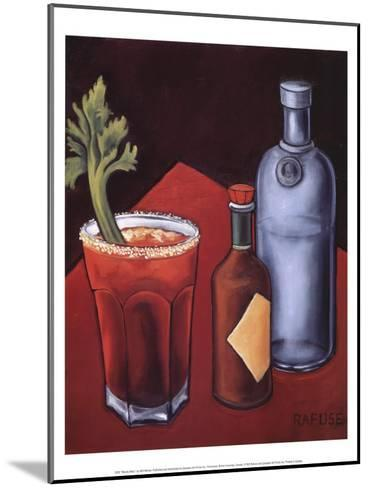 Bloody Mary-Will Rafuse-Mounted Art Print