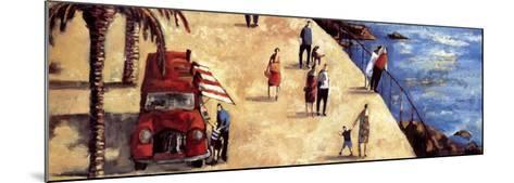 El Camion de los Helados-Didier Lourenco-Mounted Art Print