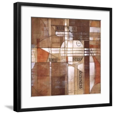 Marketplace-Thomas Mccoy-Framed Art Print