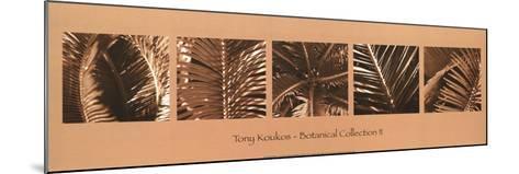 Botanical Collection II-Tony Koukos-Mounted Art Print
