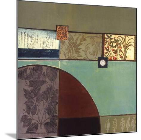 Botanical Textures I-Connie Tunick-Mounted Art Print