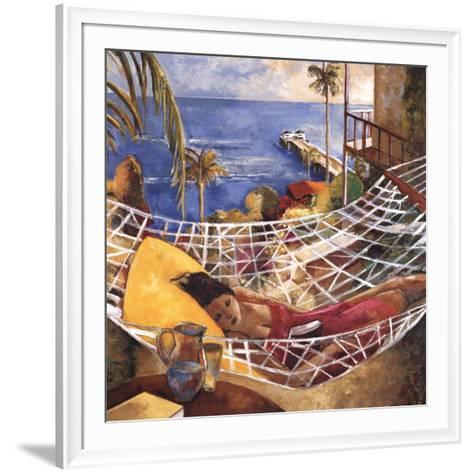 California Dreaming-Didier Lourenco-Framed Art Print