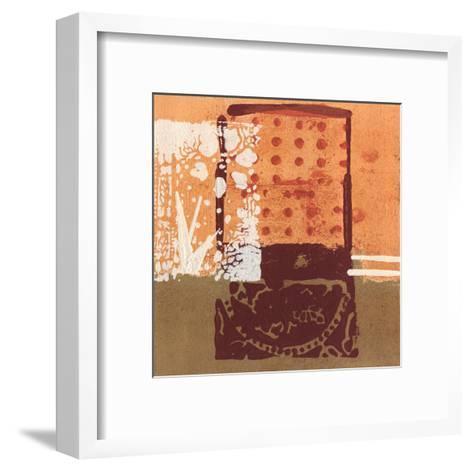 Exotic Memoirs I-Leslie Bernsen-Framed Art Print