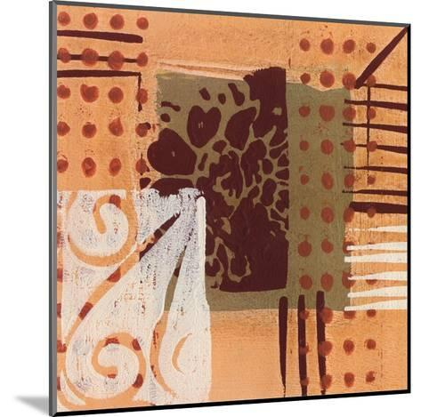 Exotic Memoirs III-Leslie Bernsen-Mounted Art Print