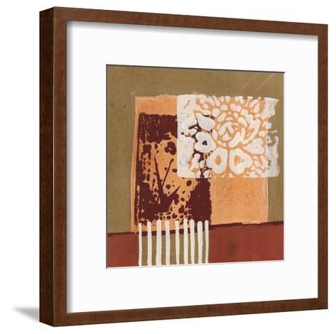 Exotic Memoirs IV-Leslie Bernsen-Framed Art Print