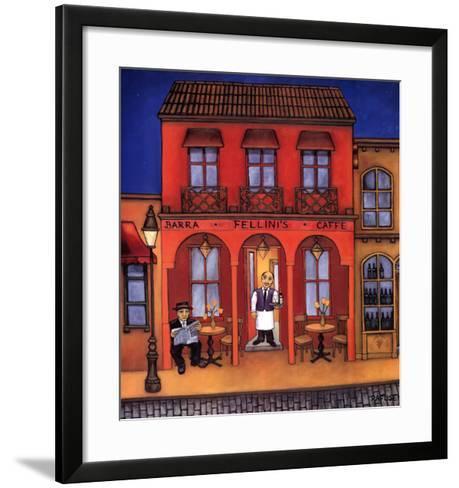 Fellini's-Will Rafuse-Framed Art Print