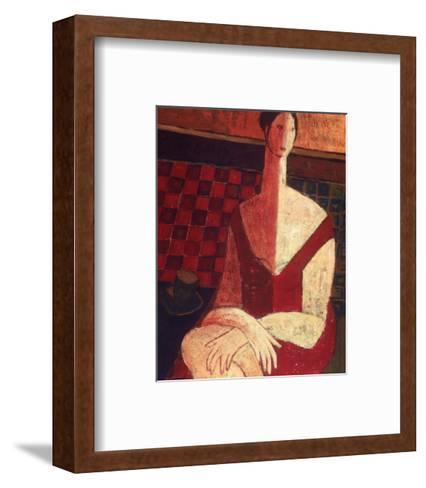 Invitation au The-Natalie Savard-Framed Art Print