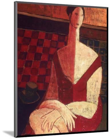 Invitation au The-Natalie Savard-Mounted Art Print