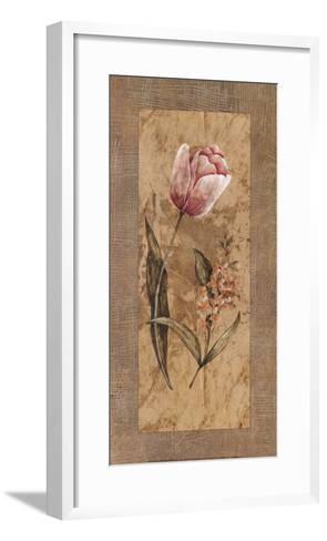 Antique Tulip-Stefania Carlini-Framed Art Print