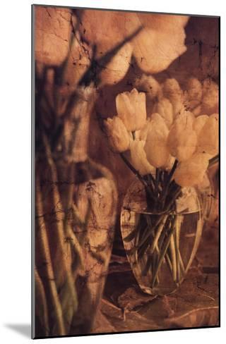 Antique Tulips I-Thea Schrack-Mounted Art Print