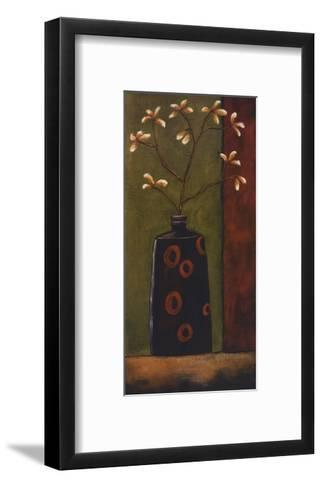 Asian Accents I-Krista Sewell-Framed Art Print