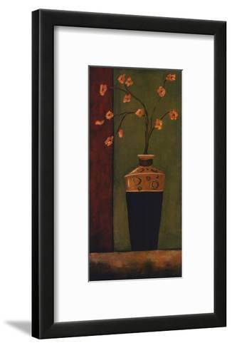Asian Accents II-Krista Sewell-Framed Art Print