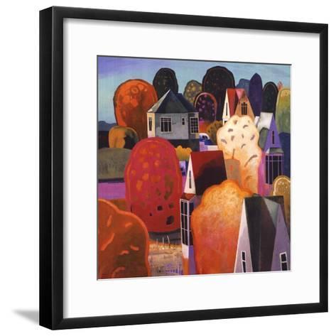 Finally Home-Paul Jorgensen-Framed Art Print