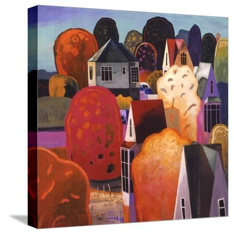 Finally Home-Paul Jorgensen-Stretched Canvas Print