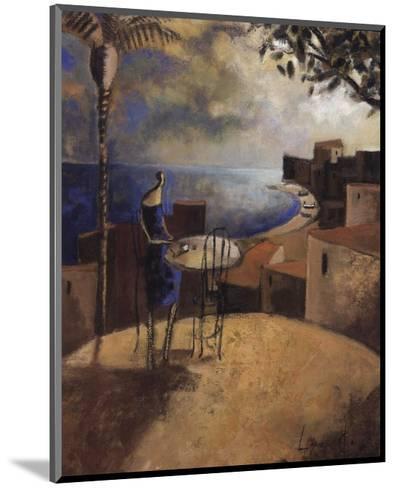 Atardecer Entre los Arboles-Didier Lourenco-Mounted Art Print