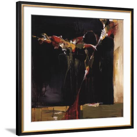 Dark Still Life-Terri Burris-Framed Art Print