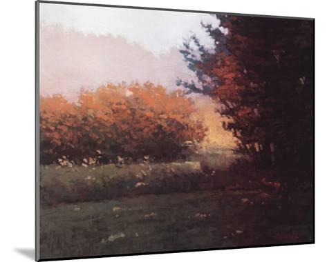 Montlake Hedge-Marcus Bohne-Mounted Art Print