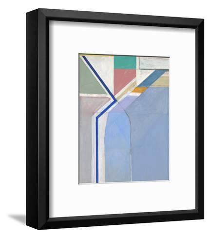 Ocean Park No. 24, 1969-Richard Diebenkorn-Framed Art Print