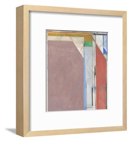 Ocean Park No. 70, 1974-Richard Diebenkorn-Framed Art Print
