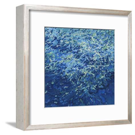 Choppy Sea-Margaret Juul-Framed Art Print