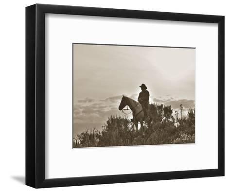Night Watch-Barry Hart-Framed Art Print