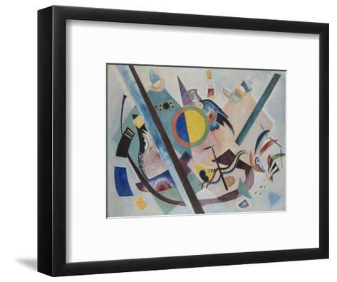 Multicolored Circle, 1921-Wassily Kandinsky-Framed Art Print