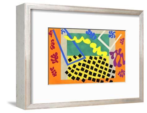 The Codomas, 1947-Henri Matisse-Framed Art Print