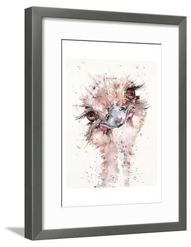 Who Me?-Sillier than Sally-Framed Art Print