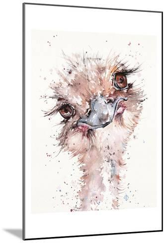Who Me?-Sillier than Sally-Mounted Art Print