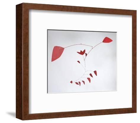 The Tulip, 1967-Alexander Calder-Framed Art Print