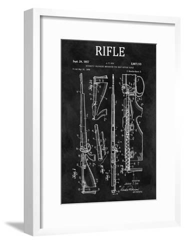 Bolt Action Mechanisim, 1956-C-Dan Sproul-Framed Art Print