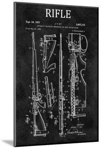 Bolt Action Mechanisim, 1956-C-Dan Sproul-Mounted Giclee Print