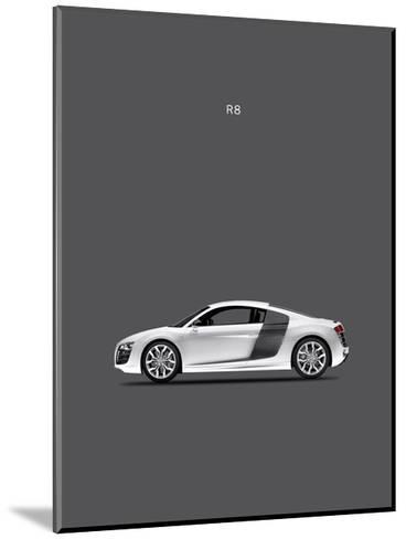 Audi R8-Mark Rogan-Mounted Giclee Print