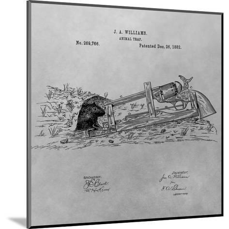 Animal Trap, 1882-Gray-Dan Sproul-Mounted Giclee Print