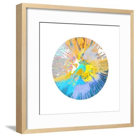 Circular Motion VI-Josh Evans-Framed Art Print
