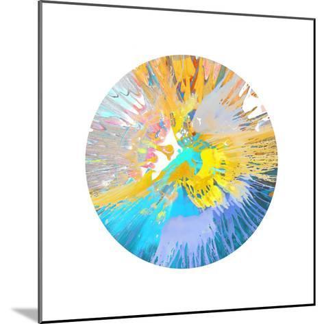 Circular Motion VI-Josh Evans-Mounted Giclee Print