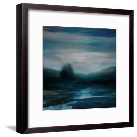 Cerulean Dawn II-Kelly Corbin-Framed Art Print