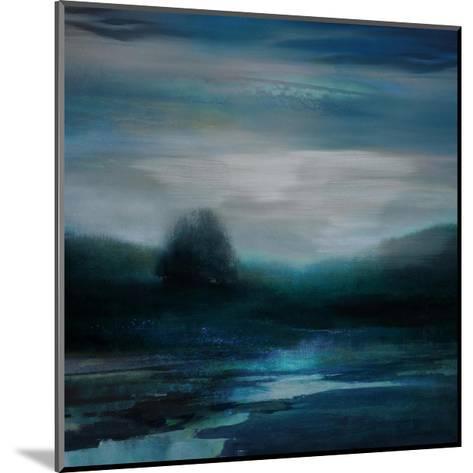 Cerulean Dawn II-Kelly Corbin-Mounted Giclee Print